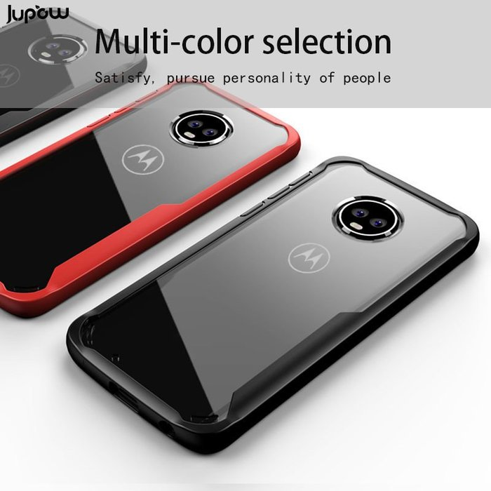 MOTO E5手機殼新款tpu透明防摔摩托羅拉G6手機殼E5plus手機保護套