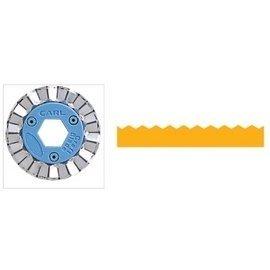 【優力文具】Carl PINKING造型刀片(造型花邊裁刀CC-10專用)B-05