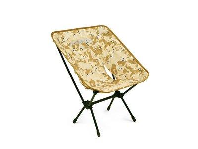 (搬家出清。免運)Helinox x clot Alienegra Desert Camo chair one
