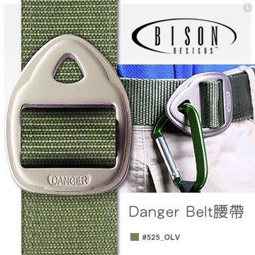 【ARMYGO】BISON Danger Belt 腰帶 # 525OLV
