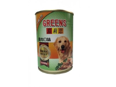 【B2百貨】 葛莉思狗罐頭-雞肉(400g) 4710200700872 【藍鳥百貨有限公司】