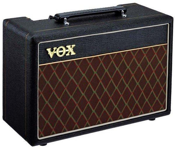 ☆ 唐尼樂器︵☆英國大廠經典款 VOX PF-10 Pathfinder 10瓦電吉他音箱(內建破音效果器)