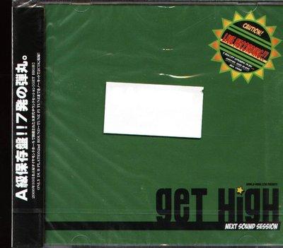 K - V.A. - GET HIGH LIVE RECORDING - 日版 2CD - NEW