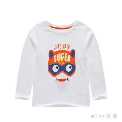 中大尺碼男童t恤兒童長袖t恤男童裝長袖男寶寶純棉小童上衣 js9562