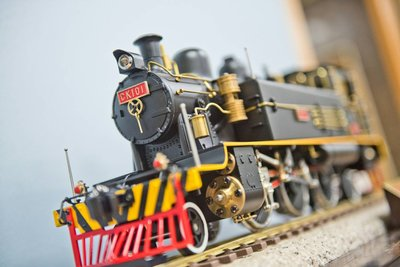【台灣尋根】CK101全金屬蒸汽火車 | G規 |