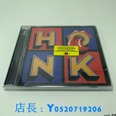 全新 CD 滾石樂隊 The Rolling Stones Honk 精選 2CD明泰店