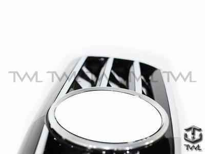 《※台灣之光※》BENZ賓士 W210 96 97 98年 黑四條4條 大星水箱罩 E240 E320 E280