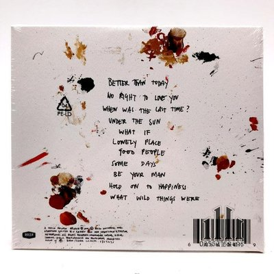 爆款CD.唱片~Rhys Lewis Things I Chose To Remember CD