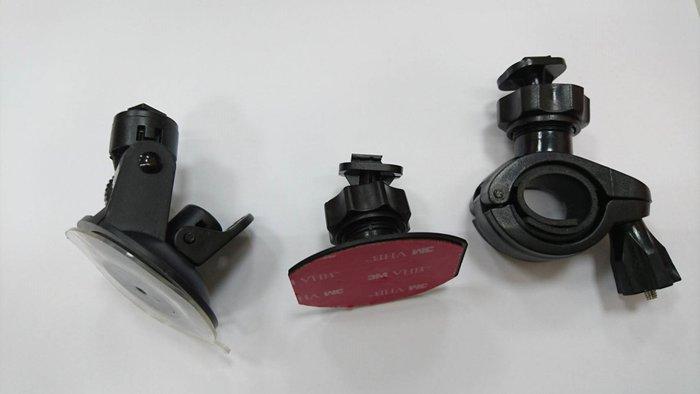 ~夜視王GS108~行車紀錄器吸盤式支架  扣環式支架  3M貼支架  車充線