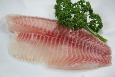 【萬象極品】鯛魚片(潮鯛片)/約145g±10%/片~煎、蒸、煮、烤~健康養生輕食料理 ~ 味噌鯛魚~