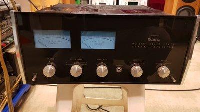 McIntosh MC2105後級擴大機*一手品*品項良好*義務幫老客人轉售 非二手Mcintosh二手擴大機二手音響