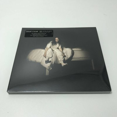 全新現貨CD碧梨 Billie Eilish ?– When We All Fall Asleep CD 精美盒裝