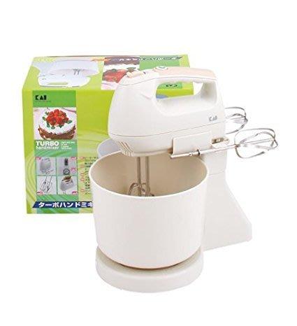 日本貝印料理烘焙攪拌機/打蛋器/攪拌器DL-2392 手持/桌上2用 不鏽鋼攪拌器