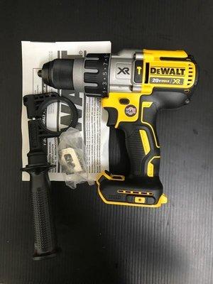 全新 得偉 DEWALT DCD996 18V 20V 無刷 鐵夾頭 電鑽 震動電鑽 充電電鑽 三用