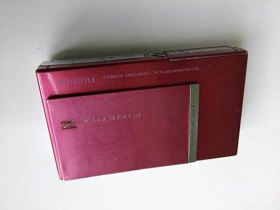 Filmfilm Fine Pix Z100fd富士800萬畫素粉紅色滑蓋數位相機/只能使用8GB以下的SD卡(本產品不