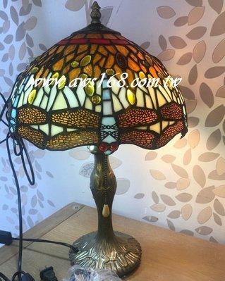 蒂芬妮蜻蜓桌燈
