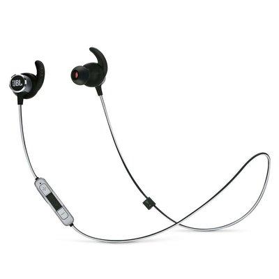【MEIGO美購】JBL Reflect Mini 2入耳式運動耳機,帶3鍵遙控和麥克風 New