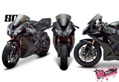 ♚賽車手的試衣間♚ Zero Gravity® Kawasaki ZX-6R / ZX636 09-18 SR款 風鏡