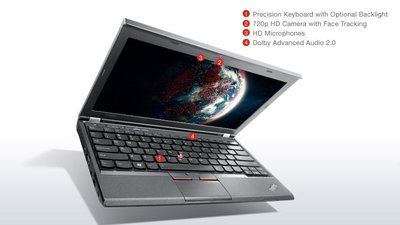史上最悍最強 IBM lenovo ThinkPad x230 i7 -3520M商務筆電