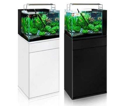 現貨  魚缸櫃- 木製水槽台  30 X 30 X 90cm(H) 白色 或 黑色 (現貨)