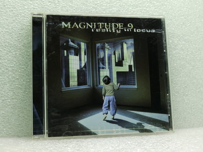 042822》Magnitude 9*Reality In Focus。日本製【音癡姐一元起標】