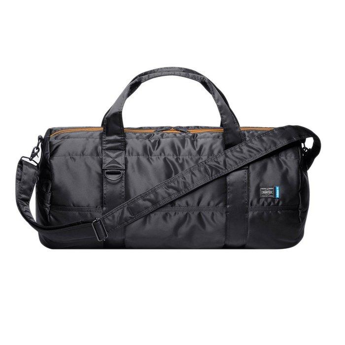 【紐約范特西】現貨 Adidas x Porter 2WAY BOSTON 黑色 限量 波士頓包  CJ5749