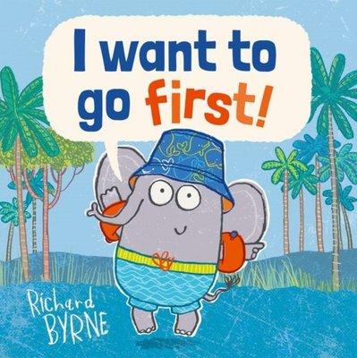 *小貝比的家*I WANT TO GO FIRST /平裝書/3~6歲/情緒管理/團體組表演攻略
