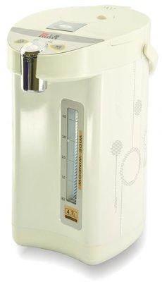 上豪4.7公升電動/碰杯式電熱水瓶 PT-5010