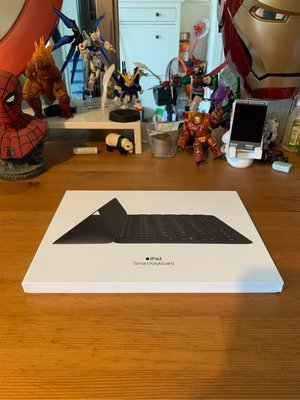 鍵盤式聰穎雙面夾 (MX3L2TA/A)|適用iPad Air (第 3 代)、iPad Pro 10.5 吋