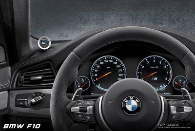 【精宇科技】Top Gauge BMW F10 520 528 535  SNOW AEM 水噴射 VC50 專用錶座