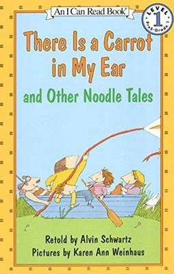 *小貝比的家*THERE IS A CARROT IN MY EAR AND OTHER NOODLE TALES
