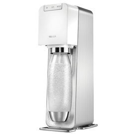 【SodaStream】電動氣泡水機(旗艦機)-白 Power source