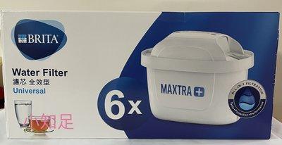 Φ小知足Φ COSTCO代購 德國進口BRITA 濾水壺專用濾芯 6入裝 全館合併運費