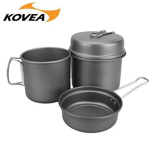 丹大戶外【KOVEA】韓國 背包客鍋具組 VKK-ES01
