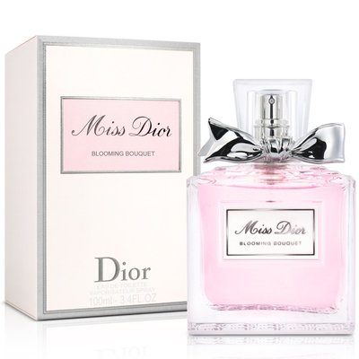 Dior迪奧小姐 花漾甜心淡香水 Miss Dior Blooming Bouquet 女性香水 持久留香 100ml