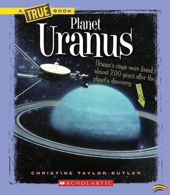 英文原版Planet Uranus 天王星學樂出版Scholastic 兒童啟蒙宇宙行星球知識 認知百科普閱讀繪本圖畫書 平裝繪本