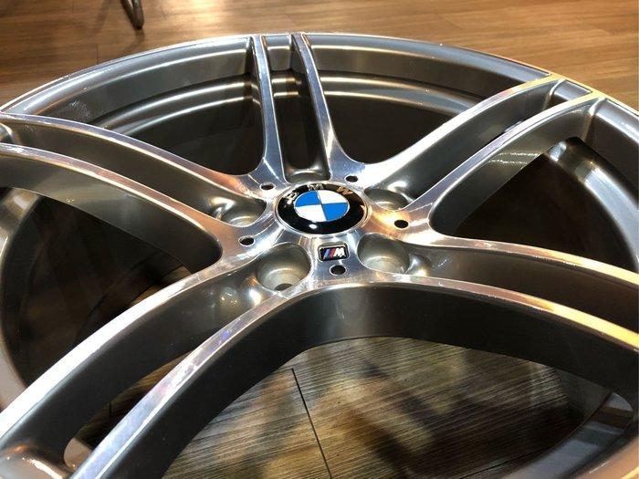 國豐動力 BMW STY313M Performance 19吋 原廠鋁圈 對應 BMW E90 F02 F12 F07 F30 F32 全新前後配鋁圈 單價