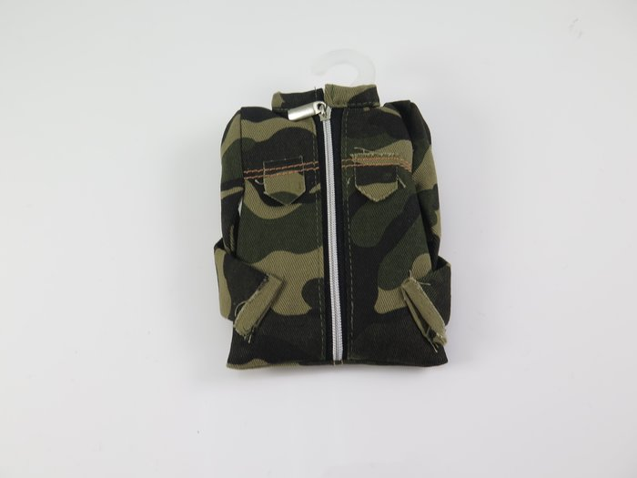 【iSport代購】日本代購 台灣現貨 迷彩夾克造型 收納 環保便利袋  主打COATTOTE 交換禮物