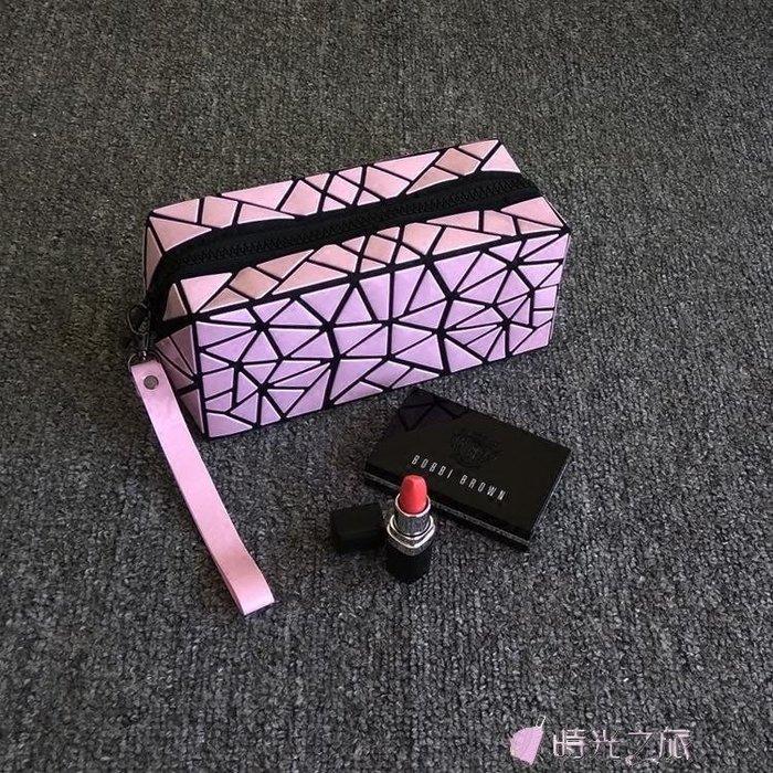 化妝包便攜時尚簡約專櫃贈品明星同款化妝袋 【安妮可可】
