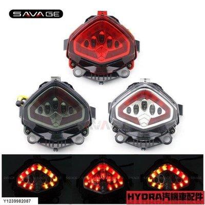 適用本田 CB500F CBR500R CB500X CB400X CBR400R 尾燈 LED 剎-HYDRA汽機車配件