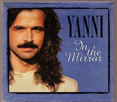 【影音收藏館】BMG 1997 Yanni 雅尼【In The Mirror,Private Music】CD 九成新