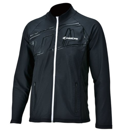 【亞駒部品】日本RS TAICHI RSU295 COOL RIDE ZIP INNER JACKET 黑 €全新正品