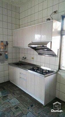 我們不是您的唯一選擇但會是您最佳選擇!不斷好評價!春蘭系統廚具210CM不鏽鋼流理台豪山中上階級兩機完工價39,940