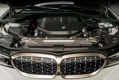 【歐德精品】現貨.德國原廠BMW G20 G21 鈰灰色水箱護罩 鈦灰 鈰灰水箱罩 鈰灰鼻頭