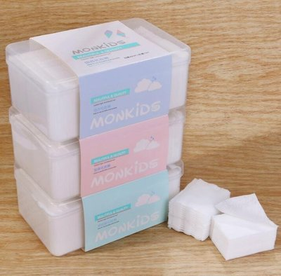 現貨 化妝卸妝棉片 膠盒裝化妝棉卸妝棉薄款厚款 化妝卸妝棉片美妝工具卸妝棉片隨身包1000片