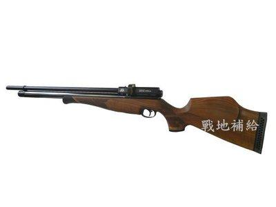 【戰地補給】英國皇家Air Arms S510 EXTRA FAC長缸核桃木版PCP空氣狙擊槍