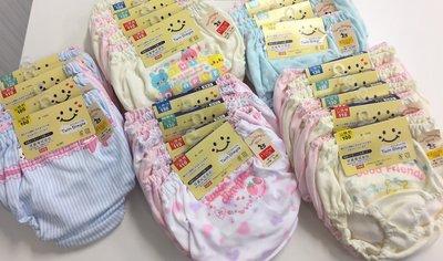 現貨 日本製 Twin Dimple girls 100% 純棉女童 內褲 小褲 130CM( 2枚/組)