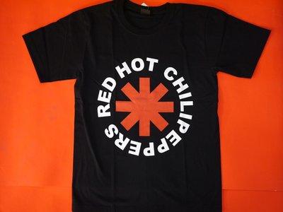 【小間搖滾】Red Hot chili peppers嗆辣紅椒☆進口Rock搖滾ㄒ恤 (S/M/L/XL)