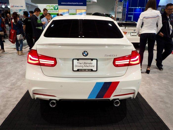 【樂駒】BMW 原廠 改裝 系統 340i 440i M240i B58 M Performance 排氣管 套件