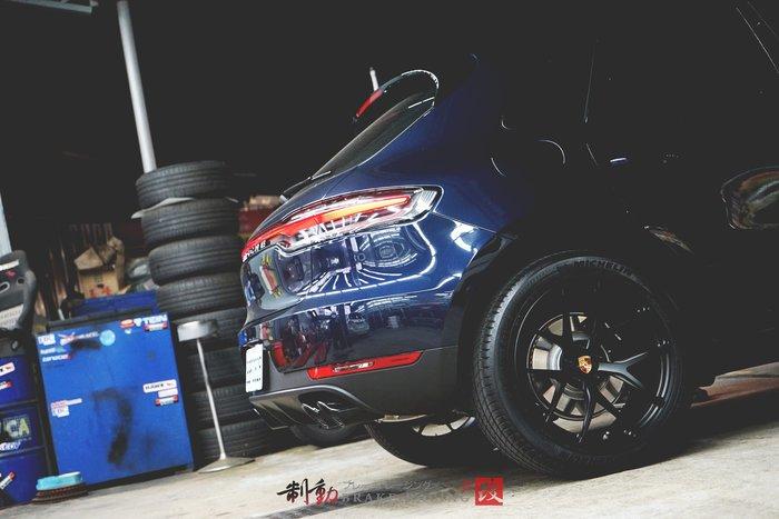 "BC RZ-21 Wheels 20"" Porsche Models 單片鍛造客製化 各尺寸對應車款歡迎詢問 / 制動改"